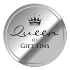 Gift in a tin queen of tins