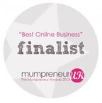 Gift in a tin mumpreneur finalist