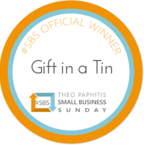 Gift in a tin #sbs winner