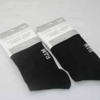 Sock Tins Him : Classic Black Socks