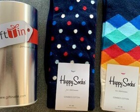 Happy Socks Dots and Diamonds